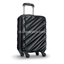 20 Inch Hard-Shell Trolley di Anti-Scratch Shiny PET